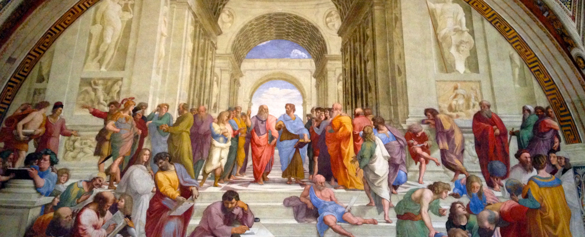 epicureanism vs stoicism Epicurus, founder of the school of philosophy called epicureanism  where the  epicureans believed there was only atoms and void, the stoics.